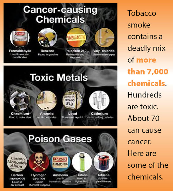 Archivetobaccoorg Resources 599ingredients 599 Ingredients Added To Cigarettes